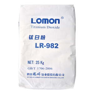 High gloss Good opacity Good dispersibility Low abrasivity Rutile Titanium Dioxide LR-982 Surface printing inks