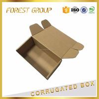 Water-proof wax corrugated box shipping paper box