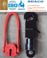 China manufacturer handling tools 25 tons Sucker Rod hooks, sucker rod elevator