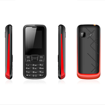 Bar Mobile Phone 32MB+32MB Spreadtrum6531DA G06 with BL-5C Battery 1.77inch Small Basic Phone
