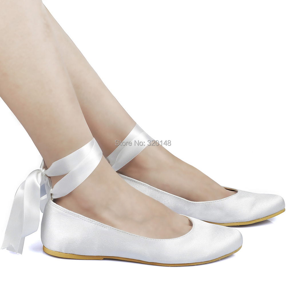 Cheap Satin Ballet Flats Wedding, find Satin Ballet Flats Wedding ...