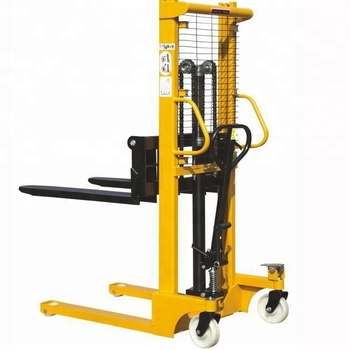 Factory supplied hand operating pallet truck wholesale