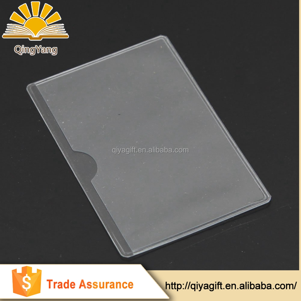 Plastic Card Sleeves, Plastic Card Sleeves Suppliers and ...