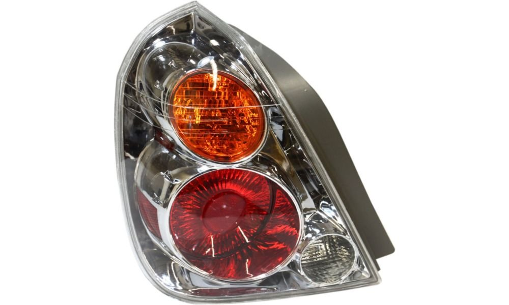 Get Quotations · Evan Fischer EVA15672014698 Tail Light For Nissan Altima  02 04 LH Assembly Left Side
