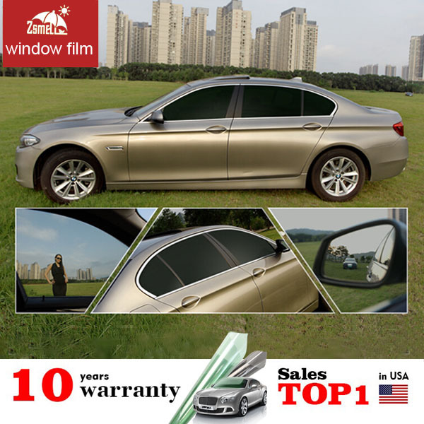 zsmell electric tint film for car window auto window film no fading windows film transparency. Black Bedroom Furniture Sets. Home Design Ideas