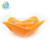 "4 Pack Hot sale kitchen colorful 7""sq  microwave heated  holders microfiber bowl huggers"