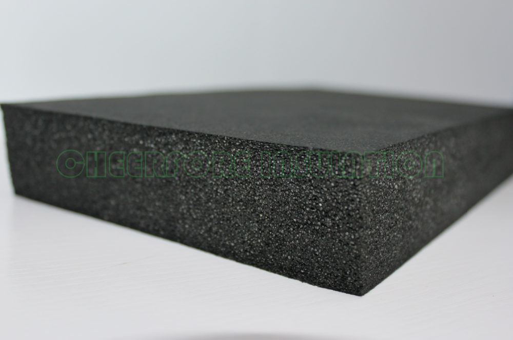 Fire retardant foam insulation board for thermal for Mold resistant insulation