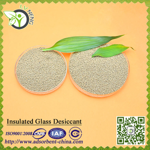 ISO molecular sieve for double glazing desiccant insulating glass