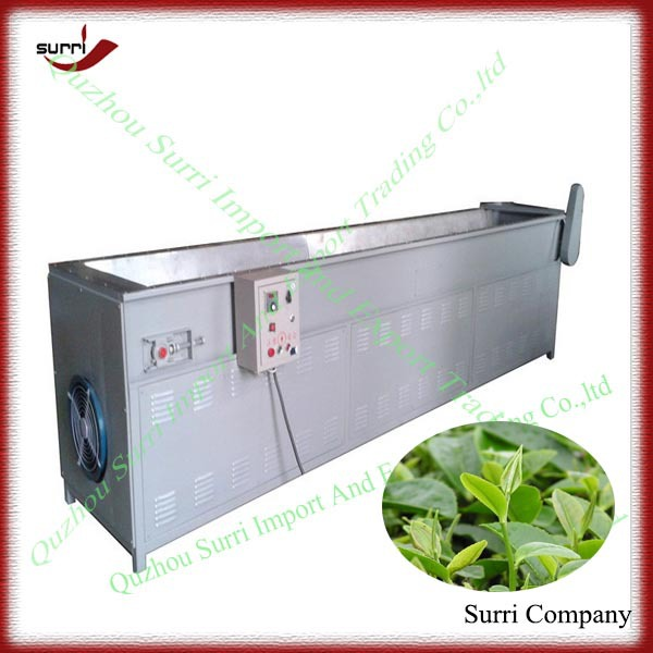 Sr-CHRQ-20 Rotorvanes tea machine for CTC TEA