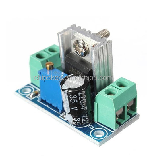 LM317 DC-DC Linear Converter Buck Step Down Low Ripple Module Power Supply New