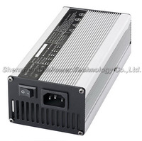 48v 2A/5A/10A/20A/25A/30A lithium ion battery charger for car/solar system/rv/golf cart/e-bike
