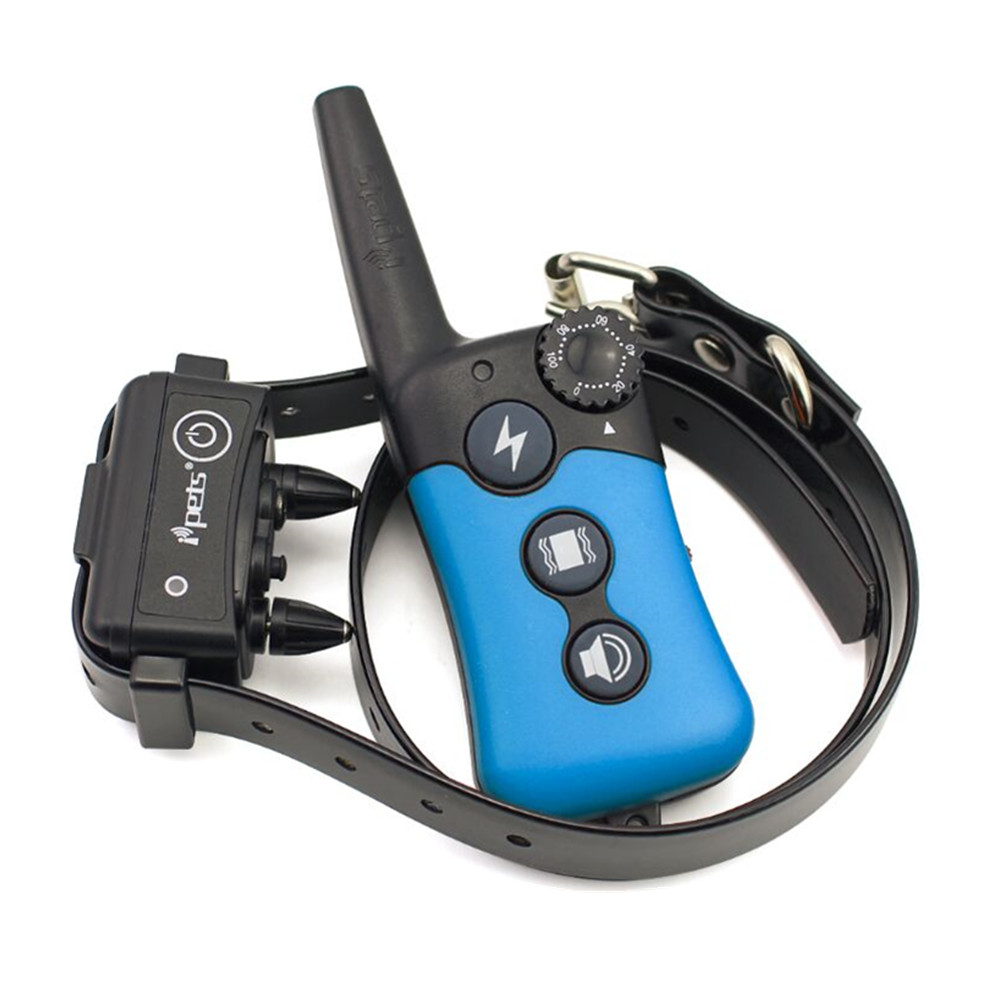 Waterproof Rechargeable Remote Controlled Dog Training Shock Collar