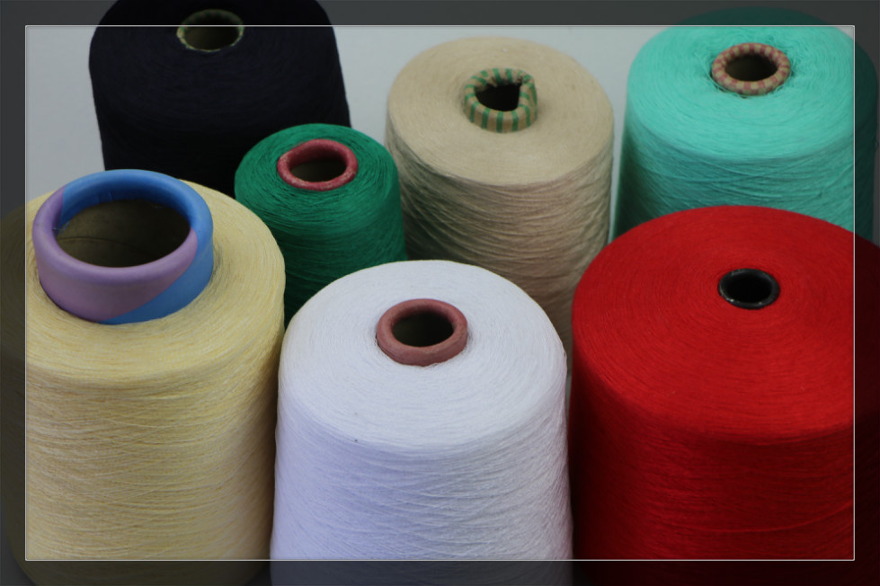 Fresh stock 100% cotton knitting yarn