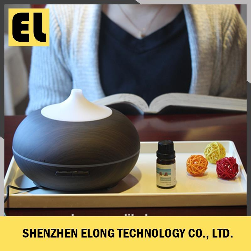 New Design Wood Grain Essential Oil Difuser Made In China