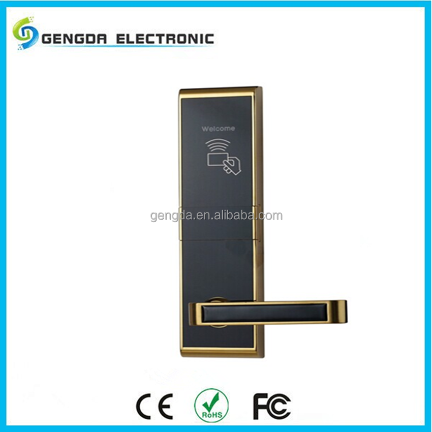 customized opening direction with card free system for right hand opening digital lock