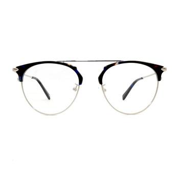 03265054b32 2018 new model fashion designer retro acetate metal eye glass optical  eyewear eyeglass frame in stock