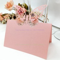 Wedding supplies paper desk seats card