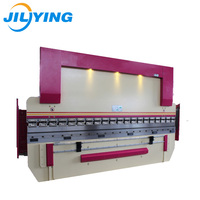 Hydraulic 300t 3200mm press brake for stainless steel
