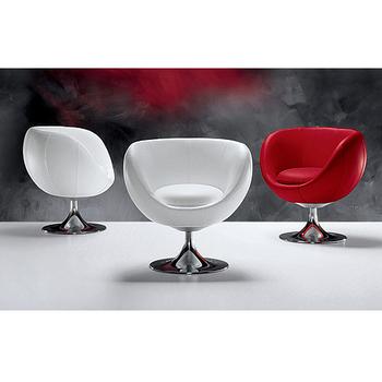 Moderne Wohnzimmer Ball Chair Möbel Häuser Café Stuhl Pu Echten Leders  Runde Form Swivel Sessel - Buy Ball Stuhl,Swivel Sessel,Sessel  Amerikanischen ...