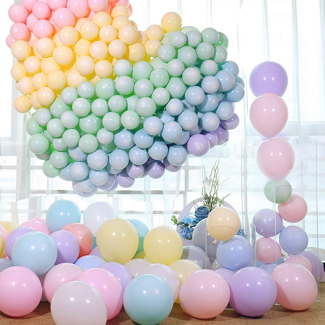 """Birthday Party Decoration 10/"""" High Quality LATEX BALLOONS Blush PINK Colour"""