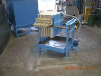 KFP 50 OIL FILTRATION PRESS MACHINE