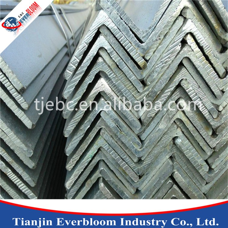 steel angle iron weights , galvanized iron ,angle line structural steel