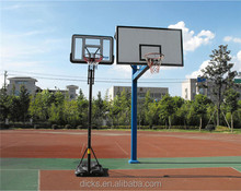 outdoor 3 stück runde stange <span class=keywords><strong>basketball</strong></span> stand Höhe einstellen <span class=keywords><strong>basketball</strong></span> bord