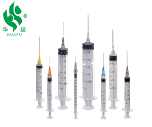50ml luer lock sterile disposable syringe