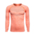 Wholesale Compression Seamless Mens  Gym Fitness Clothing  Long sleeve t shirt