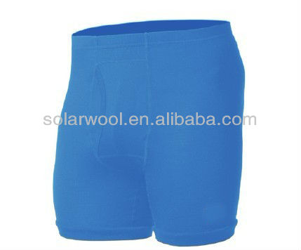 Mens merino wool Underwear light short briefs
