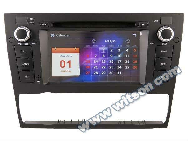 WITSON DIGITAL AIR for BMW E90/E91/E92/E93 For BMW 3 touch screen car stereo