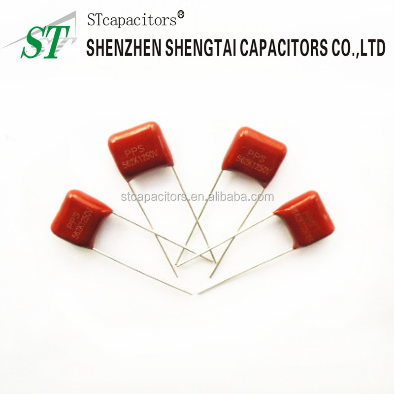 CBB81[PPS] High Voltage Metallized Polypropylene film capacitor 334k