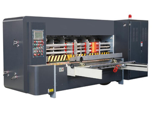 China Automatic High Speed corrugated paper board/cardboard/carton box rotary printing slotting die cutting Machine