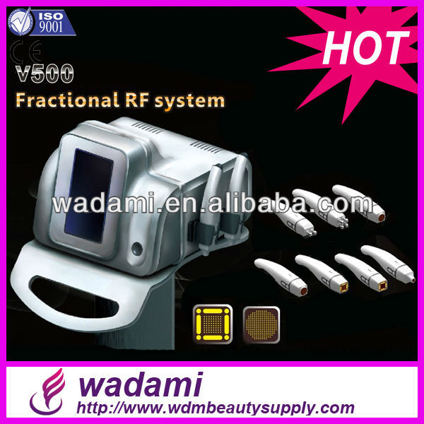 scarlet rf needle machine/fractional rf micro needle V500