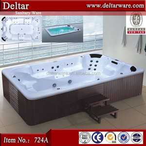 Swiming pool with family size massage hot tubs, 12 person hot tubs , outdoor spa with ozone bubble