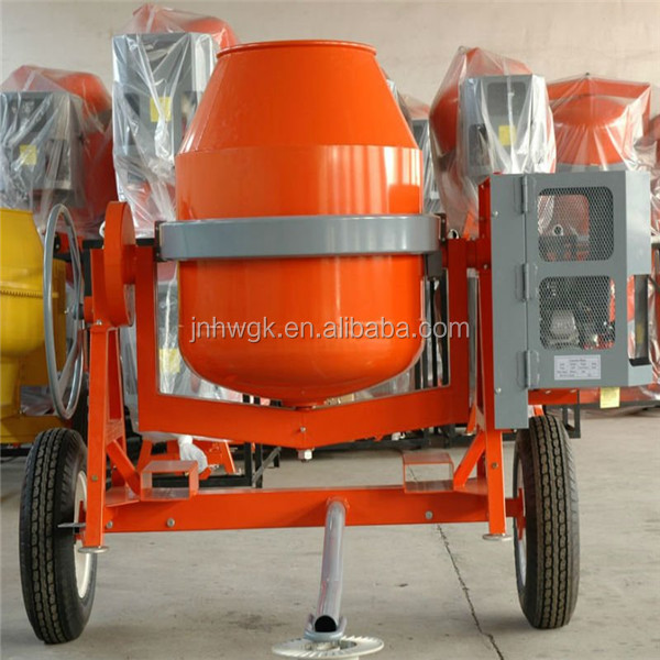 Used Small Cement Mixers : Used portable concrete mixer for sale small