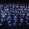 LED holioday time christmas outdoor led falling icicle lights