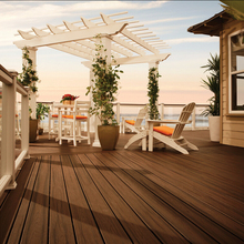 high quality wpc decking decking wood plastic composite floor board