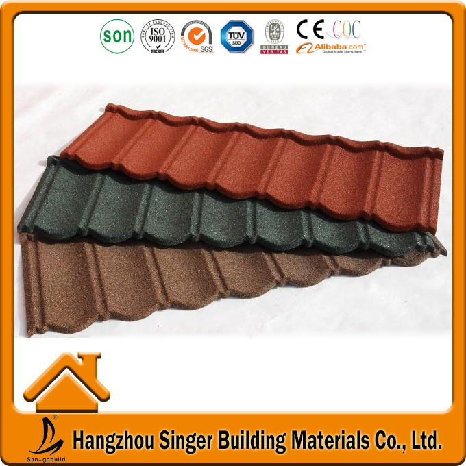 Kerala Lightweight Roofing Materials Sheet Metal Roofing New Milano Type Cheap  Metal Roofing Sizes