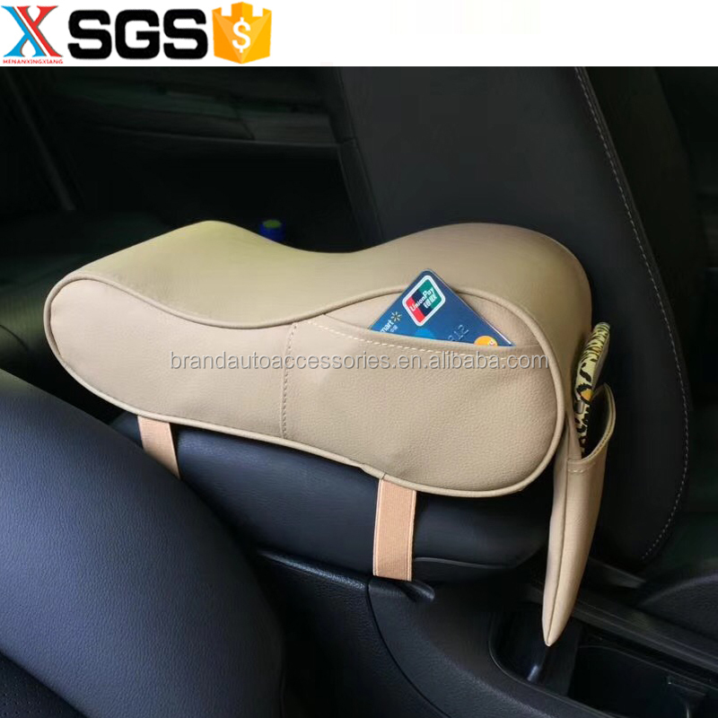 Auto Middenconsole Arm Rest Seat Box Padding Beschermhoes