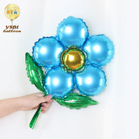 Hot sale flowers shaped helium balloons wedding balloon decoration