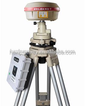 Hot Sale Gps Surveying Instruments Kolida K9-t Gps Rtk Dual ...