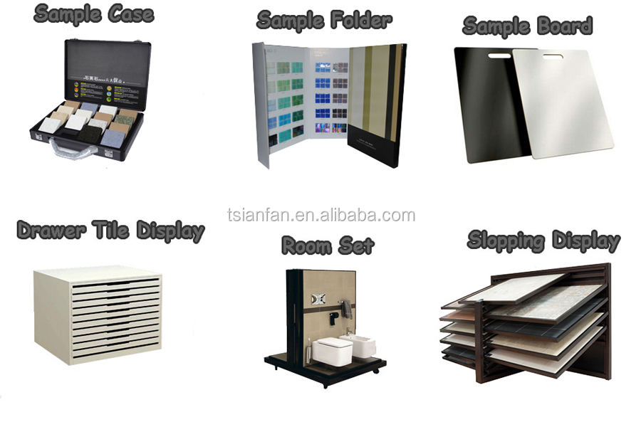 Exhibition Stand Quotation Format : Ceramic tile sample display stand for showroom