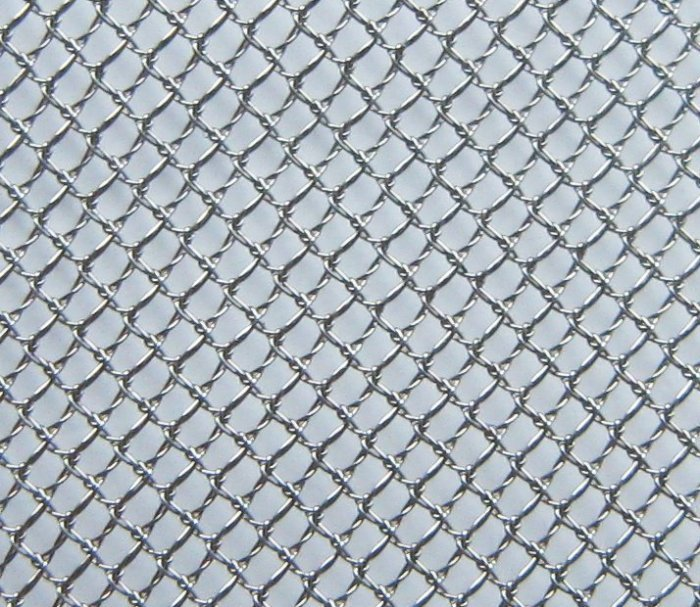 100% SHIELDING FABRIC SILVER COATED NYLON MESH