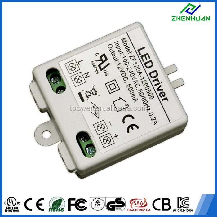 LED Driver 5V 12V 24V 36V Constant Voltage/Constant current power supply with UL CE SAA ROSH GS BS approved