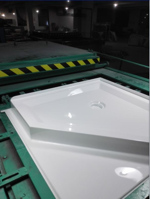 Acrylic Bathtub Forming Making Thermoforming Machine