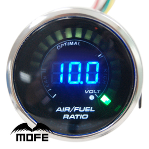 MOFE Racing 52mm Air Fuel Ratio Gauges