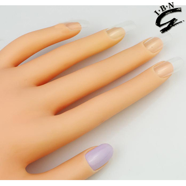 Painting Practice Tool Adjule Nail Art Model Fake Hand For