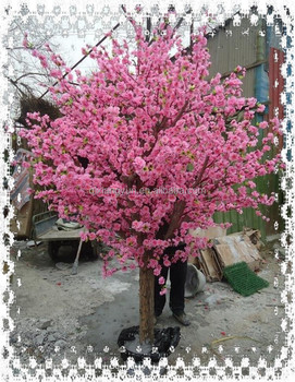 Four season wholesale artificial led cherry blossom solar tree light four season wholesale artificial led cherry blossom solar tree light pink flowerfake mightylinksfo
