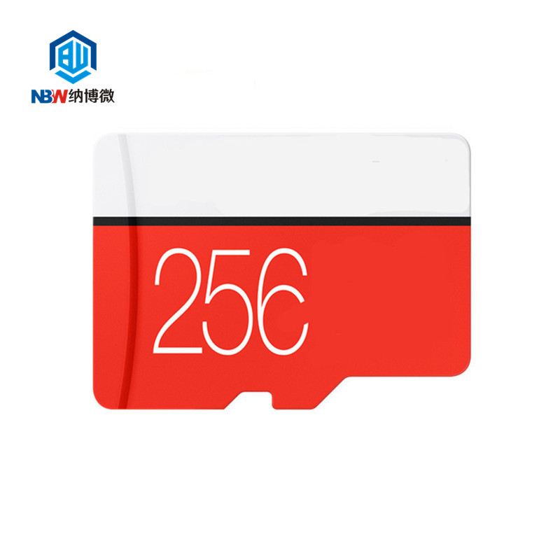 Wholesale Evo Plus Class 10 Memory Cards  32GB 64GB 128GB 256GB Micro TF SD Card with Free Adapter